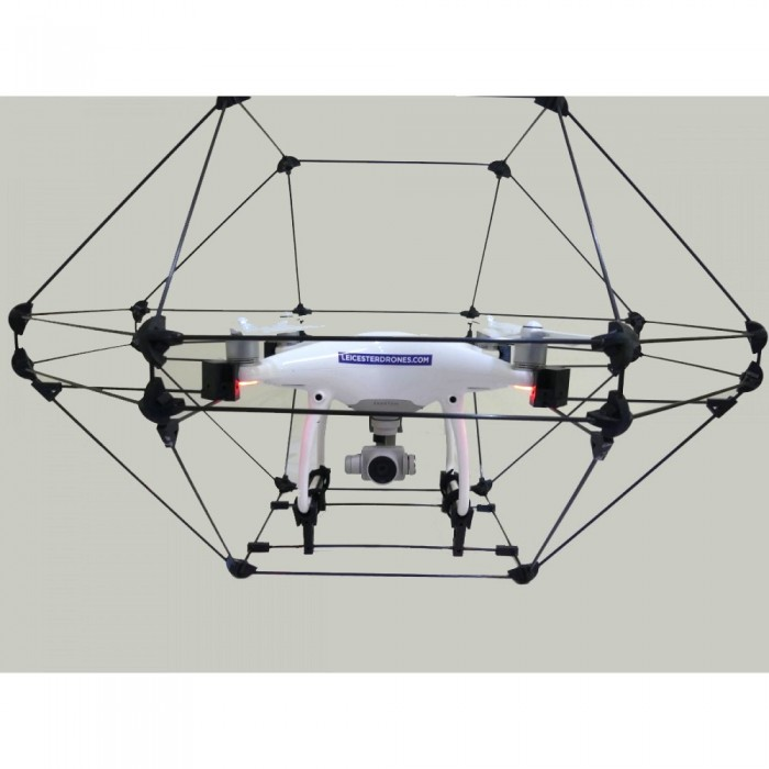 Dronecages P01 Drone Cage for the DJI Phantom 4 Pro & Adv