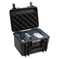 B&W Mini 2 Combo Case Black 2000/B/Mini2