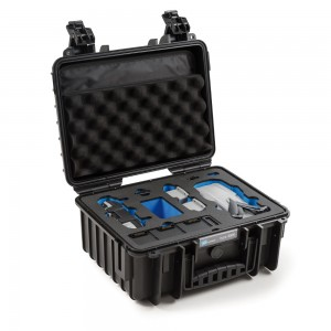 B&W Mavic Air 2 Combo Case Waterproof and Dustproof IP67 3000/B/MavicA2 3000/Y/MavicA2