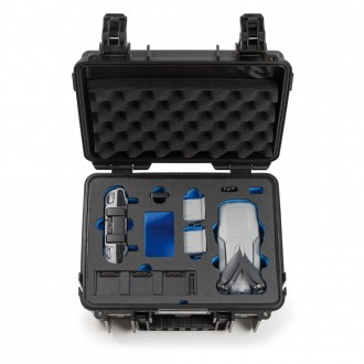 B&W Mavic Air 2 Combo Case Waterproof and Dustproof IP67 3000/B/MavicA2 3000/Y/MavicA2