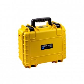 B&W Mavic Air 2 / Mavic Air 2S Combo Case Waterproof and Dustproof IP67 Black 3000/B/MavicA2