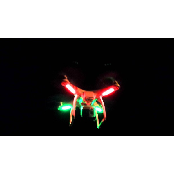 Flying Your Drone At Night