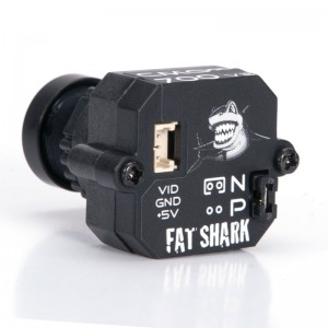 Fat Shark 700TVL WDR CMOS Fixed Mount Camera FSV1204
