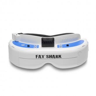 Fat Shark Dominator V3 WVGA FPV Video Goggles FSV1063