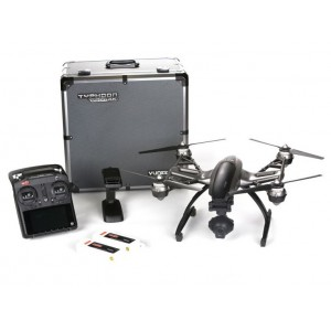 Yuneec Typhoon Q500 4K Pro Combo with Aluminum Case and 2 Batteries