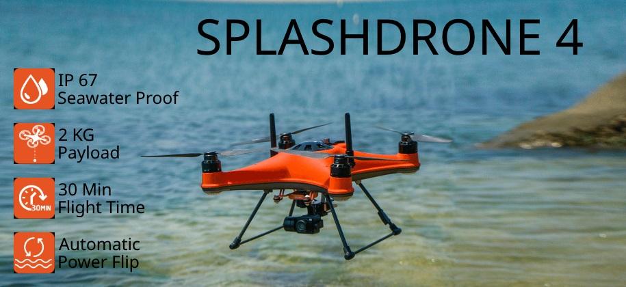 SwellPro SplashDrone 4