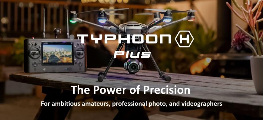 Typhoon H Plus