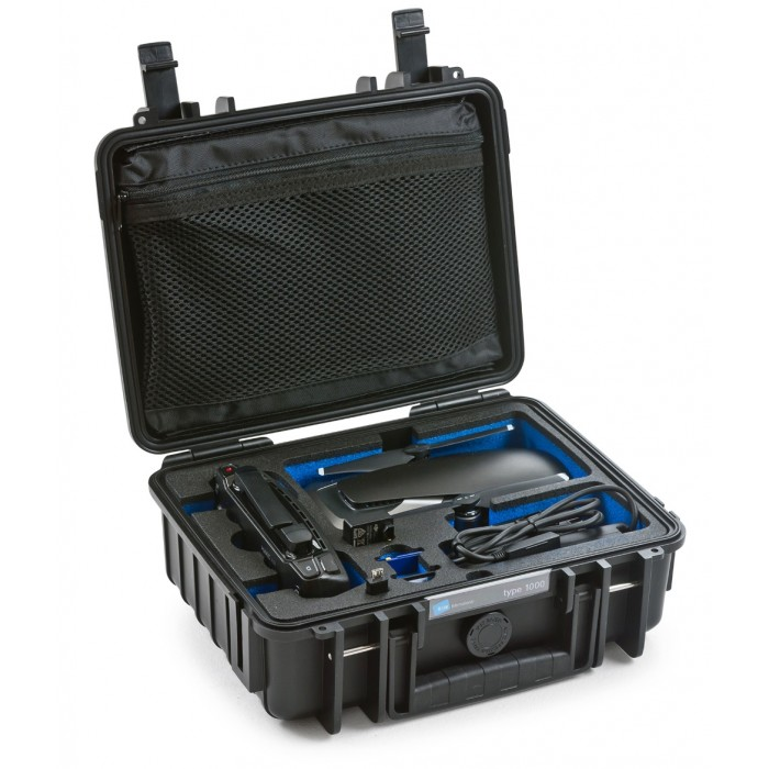 B&W Mavic Air Case 1000/B/MavicA