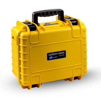 B&W Mavic 2 Combo Case BLACK OR YELLOW 3000/B/Mavic2