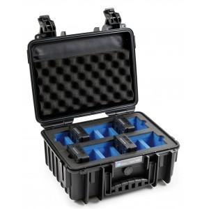 B&W TB50 Battery Case 3000/B/DJITB50