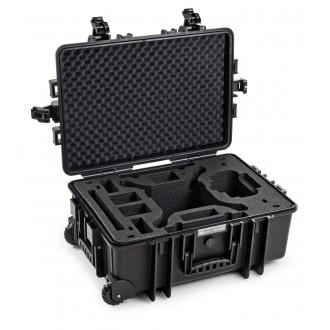 B&W Phantom 4 Series Case with wheels 6700/B/DJI4P