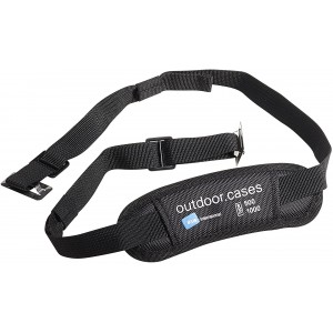 B&W International Small Case Shoulder Strap Black CS/500/1000
