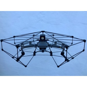 Drone Cage for the Mavic 2 and Mavic 2 Enterprise Version 3.0