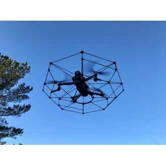 Drone Cage for the Mavic 2 and Mavic 2 Enterprise Version 3.0
