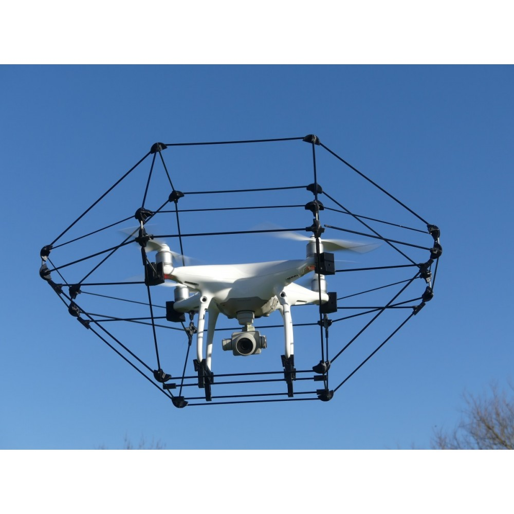 Dronecages P01 Drone Cage for the Phantom 4 Series