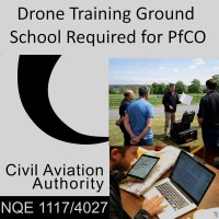 2 Day Ground School Drone Training In Leicester