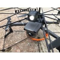 Drone Cage Attachment Mount supports LumeCube Ulanzi RunCam2