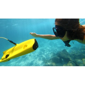 Chasing Innovation GLADIUS MINI |The World's First Five Thruster Minisize Underwater Drone