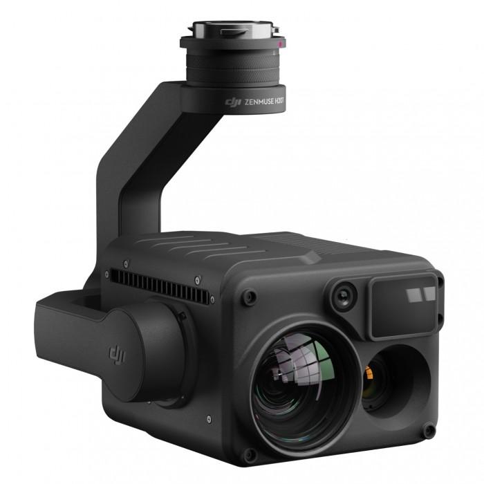 DJI Matrice 300 Zenmuse H20T Camera Quad Sensor 640×512 Thermal @30 FPS, 20 MP Zoom 200x, 12 MP Wide 82.9° DFOV, Laser Rangefinder