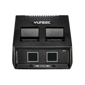 Yuneec DY5 Dual Charger for H520 and Typhoon H Plus YUNDY5UK