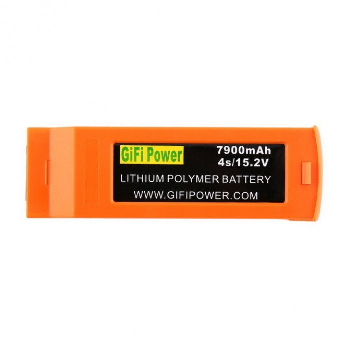 Yuneec H520 and Typhoon H Plus High Capacity 7900mAh 15.2V Lipo Battery (made by GiFi Power - supplied by Yuneec) A-GFHV7900