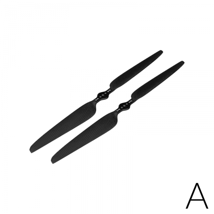 Yuneec Tornado H920 Plus Propellers 440 Carbon Plates A Clockwise Rotation YUNH920007