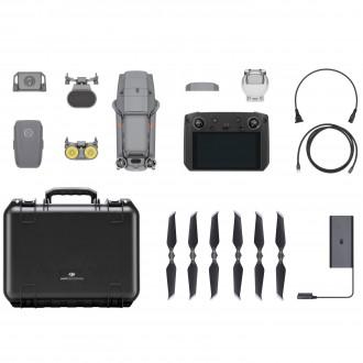 DJI Mavic 2 Enterprise Advanced Thermal and 32x Zoom Camera