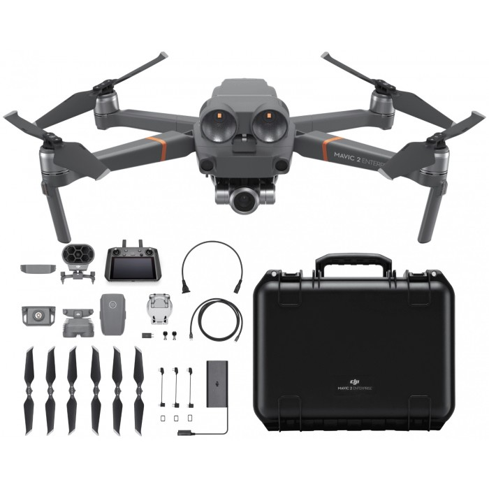 DJI Mavic 2 Enterprise Zoom Universal Edition With Smart Controller