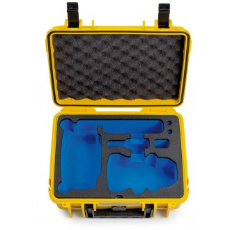 B&W Mavic Mini Combo Case - Durable - Water and Dust Proof Yellow 1000/Y/MavicM
