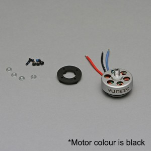 Yuneec Q500 Brushless Motor A Clockwise Rotation YUNQ4K114A