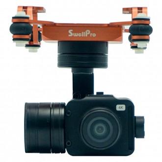 SwellPro SplashDrone 4 GC3-S 4K 3 Axis Gimbal 4k Waterproof Camera