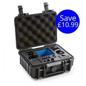 B&W Osmo Pocket Case 500/B/OsmoP Black