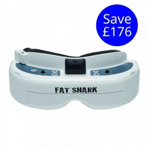 Fat Shark Dominator HD3 FSV1076