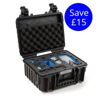 B&W Mavic Air 2 / Mavic Air 2S Combo Case Waterproof and Dustproof IP67 3000/B/MavicA2