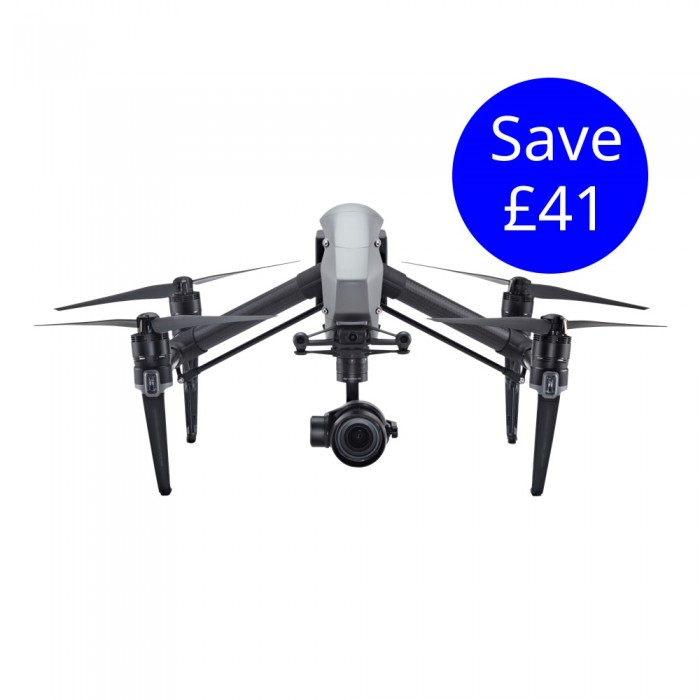 DJI Inspire 2 with X5S Camera for Professional Videography and Photography