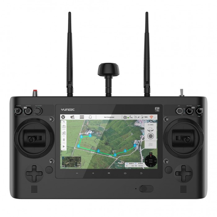 Yuneec ST16S Ground Station Remote Controller for the H520 and Typhoon H Plus - UK Version YUNST16SUK
