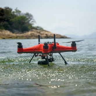 SwellPro SplashDrone 4 IP67 Salt Water Proof - 2 kg Payload Release System - 4k Camera - All Weather Flight