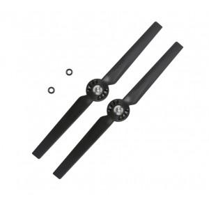 YUNEEC Propeller//Rotor Blades B 4K Black YUNQ4K115B