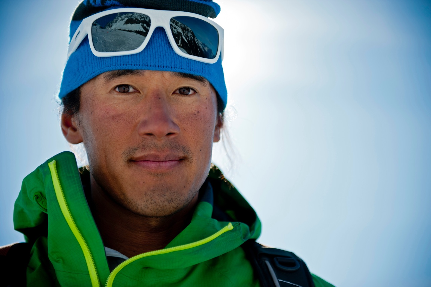 A photo of Jimmy Chin